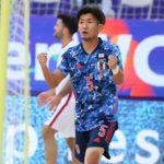 「夢のような時間だった」ビーチサッカー W杯銀メダル・3度出場の日本代表原口選手